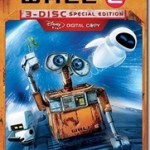 Wall-E Now On DVD!
