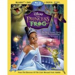 The Princess and the Frog Blu-ray Combo Pack