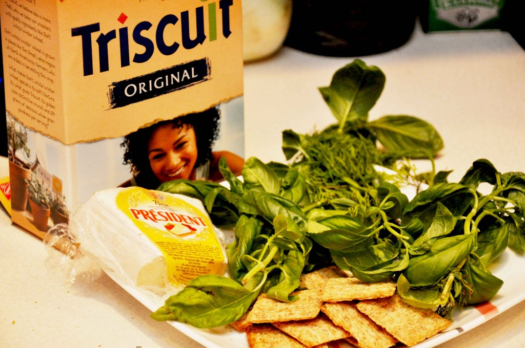 Triscuit Home Farming