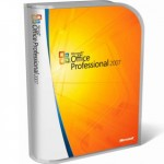 Back To School &#8211; Microsoft Office Professional 2007