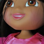 "Dora the Explorer's 10th Anniversary ""We Did It!"" Doll"