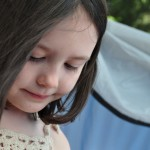 To My Daughter On The 1st Day Of Kindergarten