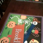 Personalized Halloween Placemats From Olive Kids