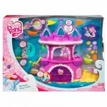 Holiday Gift Guide – Gifts From Hasbro – My Little Pony Mermaid Pony Castle