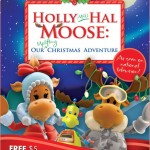 Borders & Build-A-Bear Workshop Holly and Hal Moose Book and DVD At Borders Giveaway