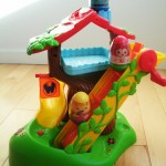 Holiday Gift Guide Gifts For Toddlers – Playskool Weebles Musical Treehouse