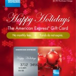 Holiday Gift Guide – A Suprise For My Readers: $250 American Express Gift Card Giveaway