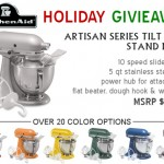 KitchenAid Stand Mixer Giveaway At 3 Kids And Us