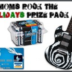 Mom Rocks the Holidays with Rayovac Sweepstakes at 3 Kids and Us