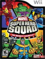 THQ's Marvel Super Hero Squad: The Infinity Gauntlet