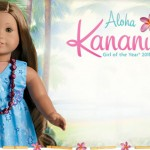 ALOHA! Meet The 2011 American Girl of the Year® – Kanani Akina – Giveaway
