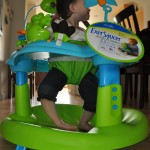 Evenflo ExerSaucer® Jump & Learn™ Active Learning Center – Review & Giveaway