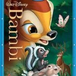 Bambi Diamond Edition on Blu-ray Today &  $10 Off Coupon!
