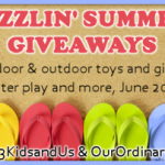 Sizzlin' Summer Giveaway Event with 3 Kids and Us & Our Ordinary Life
