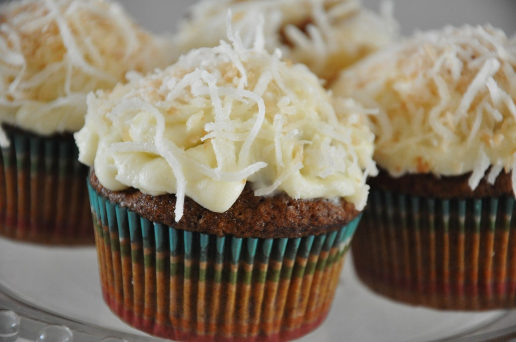 Cupcake You'll Fall In Love With - Carrot Cake Cupcakes - Our ...