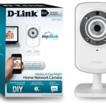 Give Mom Peace of Mind This Mother's Day with a D-Link Wireless Camera‏