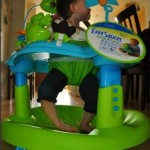 Evenflo ExerSaucer® Jump & Learn Active Learning Center – Brooklin's Update