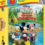 Mickey Mouse Clubhouse: Mickey's Great Outdoors on DVD