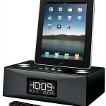 iHome iD85 Dual Alarm Clock Radio App-enhanced for Apple Products