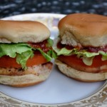 Fun Foods For The 4th – Spice Up Your Burgers  With Mini Chicken Burgers