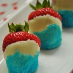 Fun Foods For The 4th – Red, White & Blue Berry's