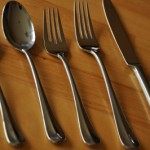Summer Entertaining – Oneida Compose Flatware