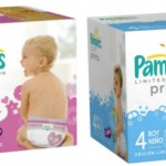 Pampers Reveals Their New Limited Edition Fashion Diapers – Giveaway