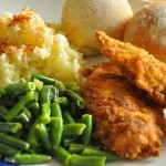 National Fried Chicken Day – Spicy Fried Chicken Breast Recipe