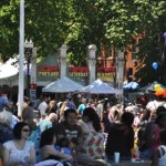Portland Family Fun – Saturday Market Downtown, Portland