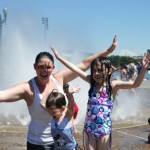 Portland Family Fun – Water Fountains Around Downtown Portland, Oregon