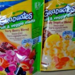 NEW GERBER GRADUATES Fruit & Veggie Melts Snacks for Toddlers!‏