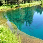 Little Crater Lake – A Gem in Oregon's Mt. Hood National Forest