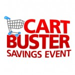 Kroger Cart Buster Savings Event Is Back July 31st – Kroger Gift Card Giveaway!