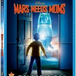 MARS NEEDS MOMS Bluray Review
