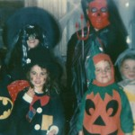 Wordless Wednesday – Halloween's Past