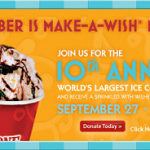 Free Ice Cream For A Cause At Coldstone