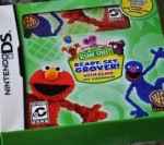 ready set grover nintendo ds game