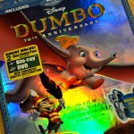 DUMBO 70th Anniversary Edition on Blu-ray and DVD – Giveaway!
