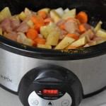 Crockpot Recipe: Organic Chicken Curry & Rice