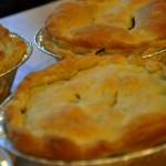 #NewKnorrStock Recipe – Chicken Pot Pies #cbias