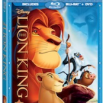 THE LION KING: Diamond Ed on Blu-ray Combo Pack 10/4!‏