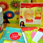 New! American Girl Birthday Party Collection
