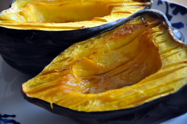 Fall Favorites - Classic Baked Acorn Squash Recipe - Our Ordinary Life