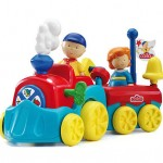 Holiday Gift Guide: Gifts For Preschoolers – CAILLOU Learning Train & Doll {Giveaway}