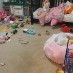 Living With A Toddler – Disasters