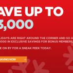 Save Up To $3,000 This Holiday With The Sears Real Deal Coupon Book