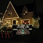 Looking for Christmas Lights to see in Portland, Oregon?