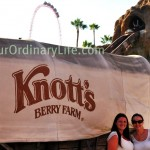 Our Day at Knott's Berry Farm Amusement Park