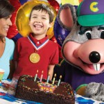 Family Fun – Chuck E. Cheese