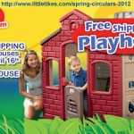 Free Shipping Code On Little Tikes Playhouses